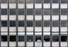 Midrise abandonné Photos libres de droits