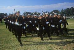 Midshipmen, Ηνωμένη Ναυτική Ακαδημία, Annapolis, Μέρυλαντ Στοκ φωτογραφία με δικαίωμα ελεύθερης χρήσης