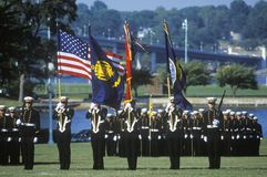 Midshipmen Stock Photos