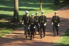Midshipmen Stock Photography