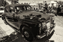 Midsize car Rover P4 100 Royalty Free Stock Images