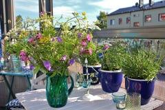 Midsummer Flowers Royalty Free Stock Photo