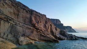 Midterranian-Meer Lizenzfreie Stockbilder