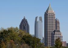 Midtown Atlanta Royalty Free Stock Photo