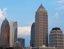 Midtown Atlanta Fotografia Stock