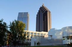 Midtown Atlanta Imagens de Stock