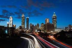 Midtown Atlanta Foto de archivo