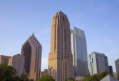 Midtown Atlanta Fotografia Stock Libera da Diritti