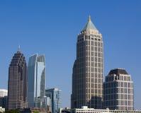 Midtown Atlanta Fotografie Stock Libere da Diritti