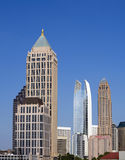 Midtown Atlanta stockfoto