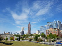 Midtown Atlanta Fotografía de archivo libre de regalías