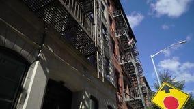 Midtown city streets at Manhattan.