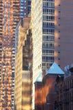Midtown de Manhattan Fotos de Stock Royalty Free
