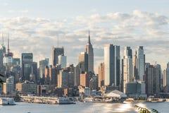 Midtown de New York City foto de stock