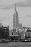 Midtown and the Empire State building Stock Images