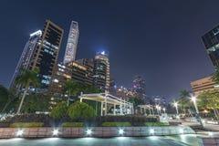 Midtown of Hong Kong ciity Royalty Free Stock Photos