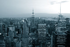 Midtown Manhattan Stockfoto