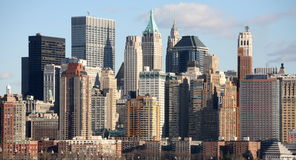 Midtown Manhattan. New York City Stock Photos