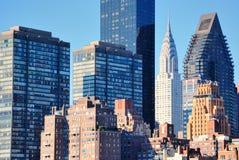 Midtown Manhattan stockbild