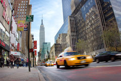 Midtown Manhattan Foto de Stock