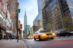 Midtown Manhattan Foto de archivo