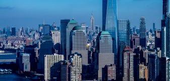 Midtown Manhattan fotos de archivo libres de regalías