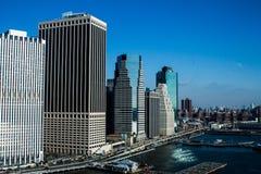 Midtown Manhattan fotos de stock