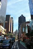 Midtown, Manhattan Royalty Free Stock Photo