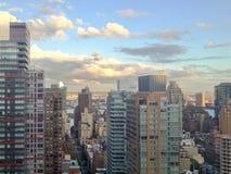Midtown Manhattan Cityscape Royalty Free Stock Photo