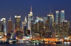 Midtown Manhattan In New York City