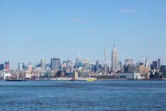 Midtown Manhattan Royalty Free Stock Photo