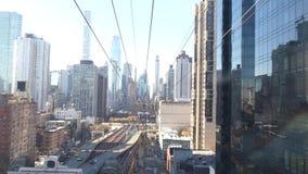 Midtown Manhattan stock footage