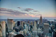 Midtown Manhattan Royalty Free Stock Photos