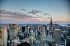 Midtown Manhattan Royalty Free Stock Photos
