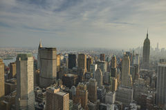 Midtown Manhattan - New York City Royalty Free Stock Photo
