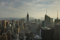 Midtown Manhattan - New York City Stock Image