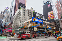 Midtown Manhattan New York City, USA Lizenzfreie Stockfotos