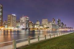 Midtown of Manhattan, New York Royalty Free Stock Image