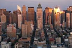Midtown Manhattan, New York, USA Stock Images