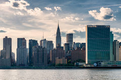 Midtown Manhattan NYC Royalty Free Stock Image