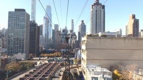 Midtown Manhattan stock video footage