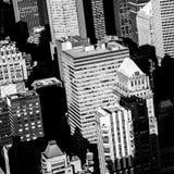 Midtown Manhattan Sonderkommando Lizenzfreie Stockfotografie