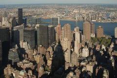 Midtown Manhattan view Stock Photos
