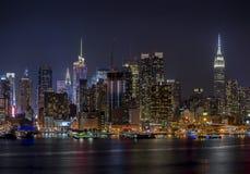 Midtown NY Stock Photos