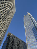 Midtown Towers Stock Photography