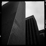 Midtown Towers Royalty Free Stock Photography