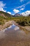 Midui Glacier Stock Photography