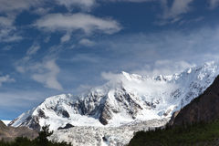 Midui Glacier Stock Photos