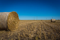 Midwest Farming. Amazing scenes of the midwest in the USA royalty free stock image