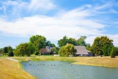 Midwest rural photo libre de droits